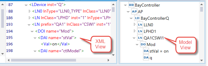 XML_and_Model_View